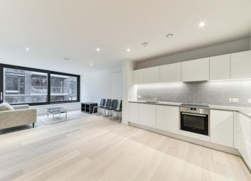 Thumbnail 1 bed flat to rent in Royal Wharf Connaught Heights, London