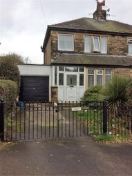 Thumbnail 3 bedroom semi-detached house for sale in Elwyn Road, Bradford, Yorkshire