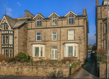 Thumbnail 3 bed flat for sale in Flat 3, 20 The Esplanade, Grange-Over-Sands