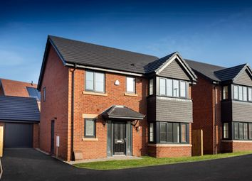 Thumbnail 4 Bedroom Detached House For Sale In Wigan Road, Clayton Le Wood  Leyland,
