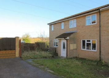 Thumbnail 4 bed semi-detached house for sale in Ward Close, Andover