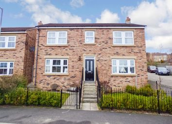 Thumbnail 4 bedroom detached house to rent in Whitton View, Rothbury, Morpeth