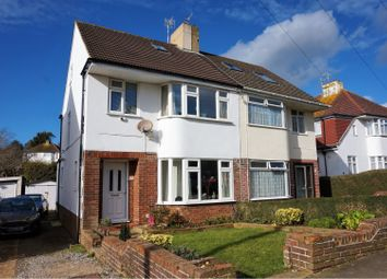 4 bed semi-detached house for sale in Applesham Avenue, Hove BN3