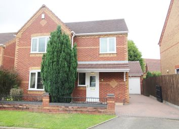 Thumbnail 4 bedroom detached house for sale in Suffolk Close, Wednesfield, Wolverhampton