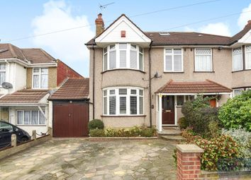 Thumbnail 5 bed semi-detached house for sale in Wood End Avenue, Harrow, Middlesex