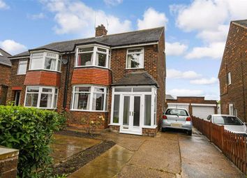 Thumbnail 3 bed semi-detached house for sale in Fairfield Avenue, Kirk Ella, East Riding Of Yorkshire