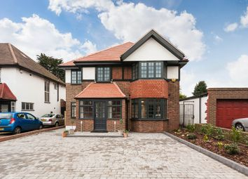Thumbnail 4 bed detached house for sale in Cedarhurst Drive, London
