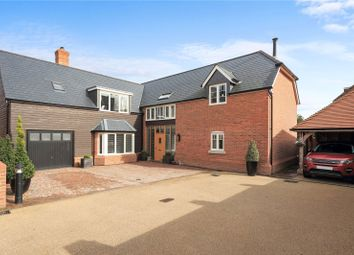 Thumbnail 5 bed detached house for sale in Ryebridge Lane, Upper Froyle, Alton, Hampshire