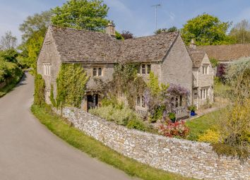 Thumbnail 5 bed detached house for sale in Duntisbourne Abbotts, Cirencester, Gloucestershire