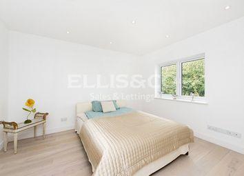 Thumbnail 1 bed flat for sale in Woodstock Avenue, London
