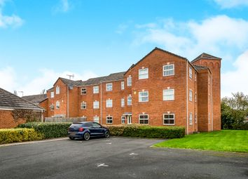 Thumbnail 1 bed flat for sale in Daurada Drive, Meadowcroft Park, Stafford