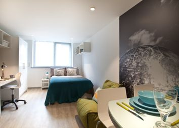 Thumbnail 1 bedroom flat to rent in Russell Street, City Centre, Leeds