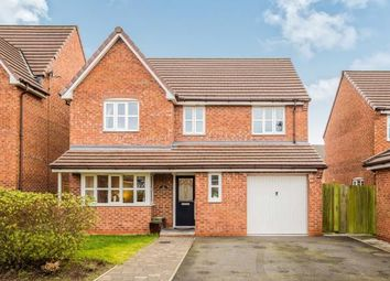 Thumbnail 4 bed detached house for sale in Portrush Close, Widnes, Cheshire