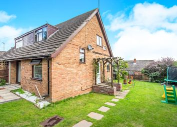 Thumbnail 3 bedroom semi-detached bungalow for sale in Breydon Drive, Costessey, Norwich