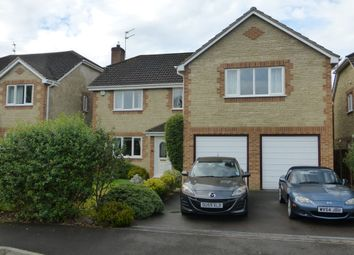 Thumbnail 4 bed detached house for sale in St Martins Way, Yeovil