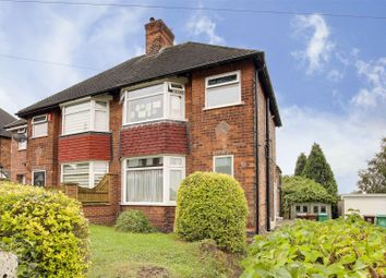 Thumbnail 2 bed semi-detached house for sale in Rockford Road, Basford, Nottinghamshire