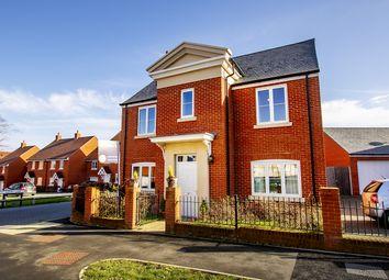 Thumbnail 4 bed detached house for sale in Scarletts Road, Wellesley, Aldershot