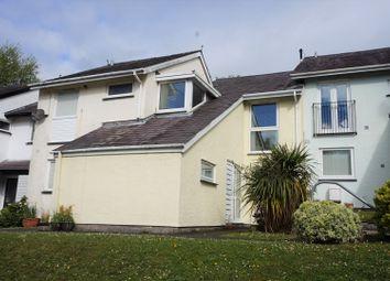 Thumbnail 3 bed terraced house for sale in Ffordd Siabod, Y Felinheli