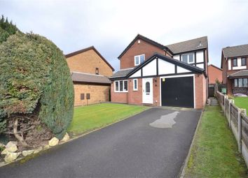Thumbnail 4 bed detached house for sale in Burghley Drive, Radcliffe, Manchester