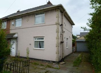 Thumbnail 3 bed semi-detached house for sale in Amesbury Road, Blackley, Manchester