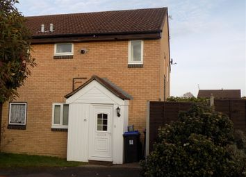 Thumbnail 1 bed maisonette to rent in Nethercote Avenue, Knaphill, Woking