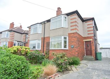 Thumbnail 3 bedroom semi-detached house for sale in Benomley Crescent, Huddersfield