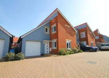 Thumbnail 4 bed detached house for sale in Noel Place, Canford Heath, Poole