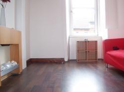 Thumbnail 1 bed flat to rent in Ledard Road, Glasgow