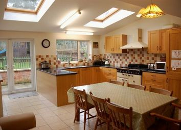 Thumbnail 3 bed semi-detached house for sale in Station Road, Brixworth, Northampton