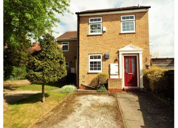 Thumbnail 2 bed link-detached house for sale in Albert Road, Birmingham