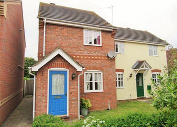 Thumbnail 2 bed semi-detached house to rent in Graye Drive, Louth
