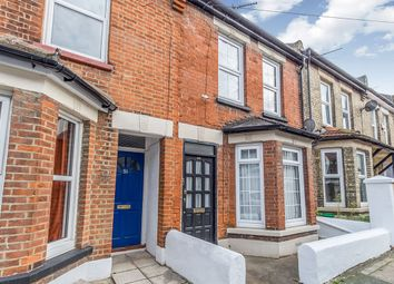 Thumbnail 3 bed terraced house for sale in Cecil Road, Rochester