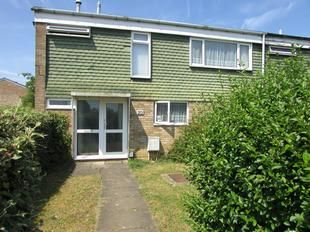 Thumbnail 3 bed end terrace house for sale in Jessop Road, Stevenage
