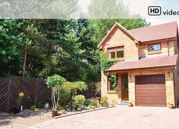 Thumbnail 3 bed detached house for sale in Glendoick Place, Newton Mearns, Glasgow