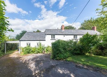Thumbnail 4 bed detached house for sale in Mitchel Troy, Monmouth, Monmouthshire