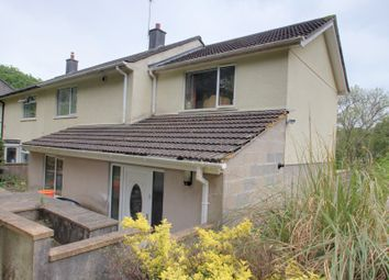 Thumbnail 4 bed semi-detached house for sale in Southway Drive, Plymouth