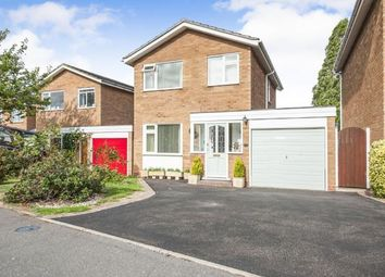 Thumbnail 3 bed detached house for sale in St Marys Road, Stratford-Upon-Avon, Stratford, Warwickshire