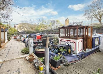 Thumbnail 1 bed houseboat for sale in Lisson Grove, Marylebone