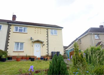 Thumbnail 3 bed semi-detached house for sale in Western Way, Salisbury