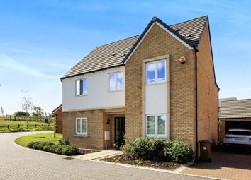 Thumbnail Detached house for sale in Firecrest, Hampton Vale, Peterborough