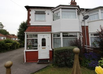 Thumbnail 4 bed semi-detached house to rent in Abbotsford Road, Chorlton