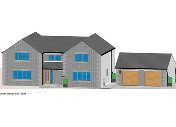 Thumbnail 4 bed detached house for sale in Buttington Hill, Sedbury, Chepstow