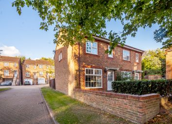 Thumbnail 2 bed semi-detached house for sale in Irvine Place, Virginia Water