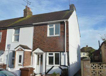Thumbnail 2 bed end terrace house to rent in Webster Road, Rainham, Gillingham