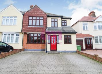 Thumbnail 4 bed semi-detached house for sale in Nutberry Avenue, Grays