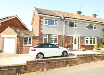 Thumbnail 4 bed semi-detached house for sale in Prospect Drive, Worksop