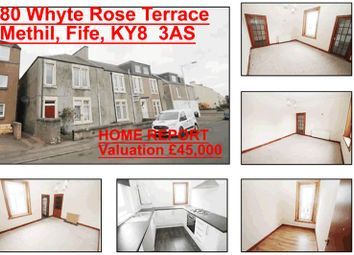 Thumbnail 12 bed flat for sale in Fife Portfolio Of 6 Flats, Methil Fife KY83At