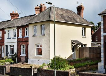 Thumbnail 3 bed end terrace house for sale in Spacious Living Near To Town, Ledbury Road, Hereford