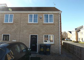 Thumbnail 2 bedroom semi-detached house for sale in Oxford Place, Consett, Durham