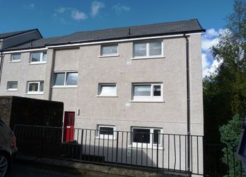 Thumbnail 1 bedroom flat for sale in Shaw Place, Greenock